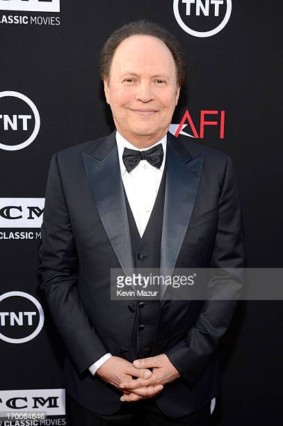 Actor Billy Crystal attends AFI's 41st Life Achievement Award Tribute to Mel Brooks at Dolby Theatre on June 6, 2013 in Hollywood, California....