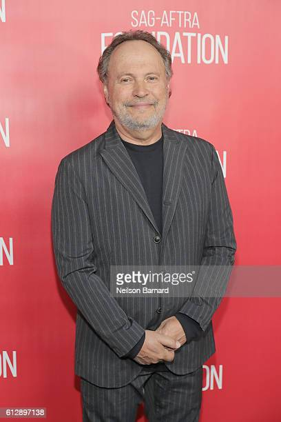 Actor Billy Crystal attends the grand opening Of SAGAFTRA Foundation's Robin Williams Center on October 5 2016 in New York City