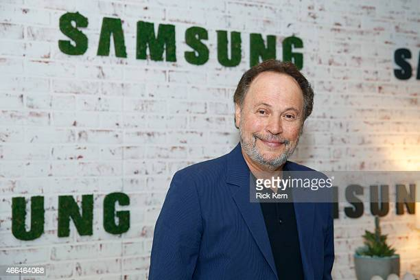 Actor Billy Crystal attends the Samsung Studio at SXSW 2015 on March 15 2015 in Austin Texas