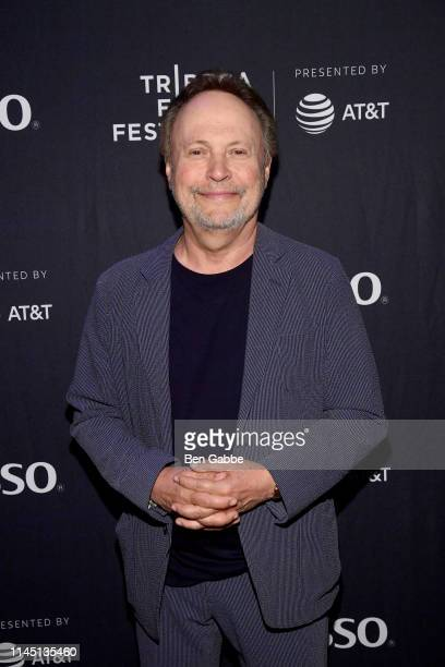 Actor Billy Crystal attends the Tribeca Film Festival After-Party For Standing Up, Falling Down Hosted By Nespresso at Ainsworth Chelsea on April 25,...