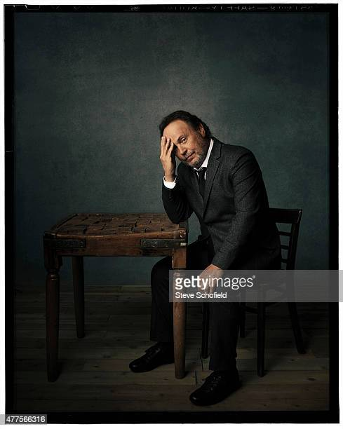 Actor Billy Crystal is photographed for Emmy magazine on December 1 2014 in Los Angeles California
