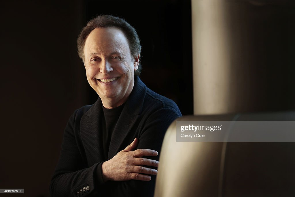Billy Crystal, Los Angeles Times, April 17, 2014
