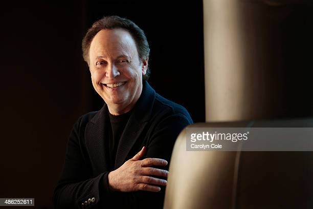 Actor Billy Crystal is photographed for Los Angeles Times on April 4 2014 in New York City PUBLISHED IMAGE CREDIT MUST BE Carolyn Cole/Los Angeles...