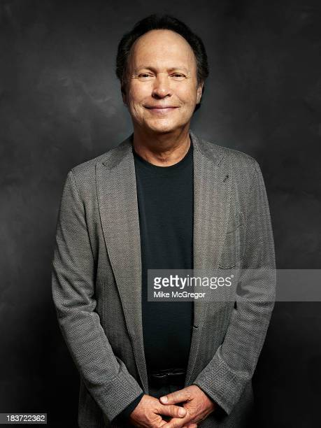 Actor Billy Crystal is photographed for Self Assignment on September 11 2013 in New York City