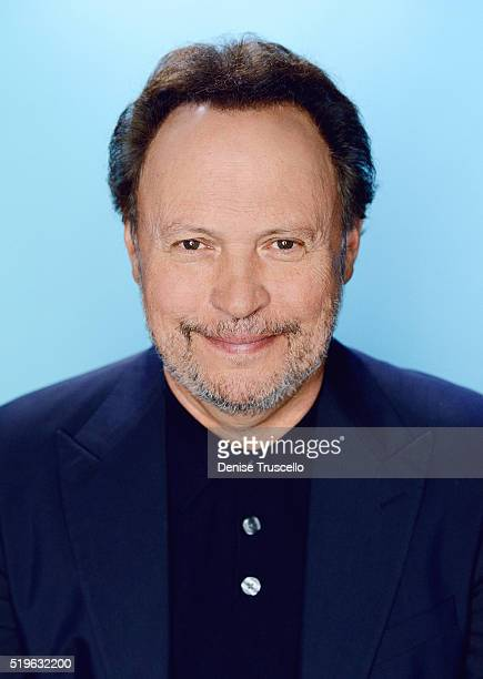 Actor Billy Crystal poses for a portrait at the 2013 D23 Expo on August 6 2013 in Las Vegas Nevada