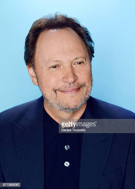 Actor Billy Crystal poses for a portrait at the 2013 D23 Expo on August 6, 2013 in Las Vegas, Nevada.