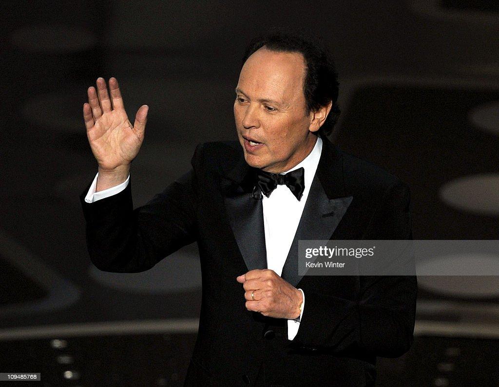 83rd Annual Academy Awards - Show : News Photo