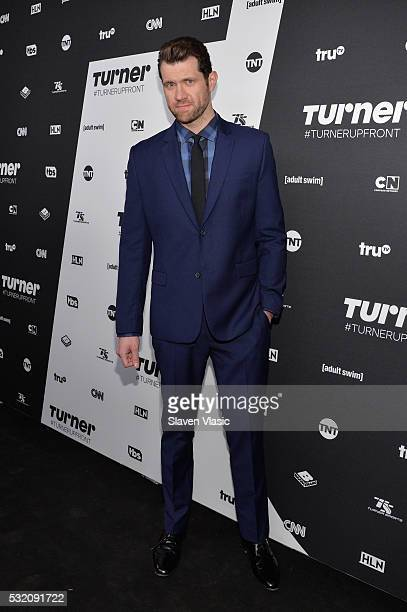 Actor Billy Eichner attends the Turner Upfront 2016 at Nick Stef's Steakhouse on May 18 2016 in New York City