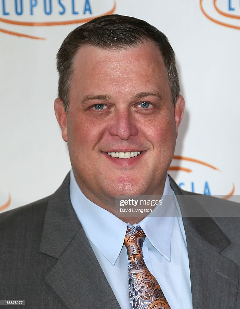 Actor Billy Gardell attends the 14th Annual Lupus LA Orange Ball at the Regent Beverly Wilshire Hotel on May 8, 2014 in Beverly Hills, California.
