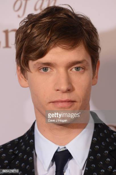 Actor Billy Howle attends 'The Sense of an Ending' UK gala screening on April 6 2017 in London United Kingdom
