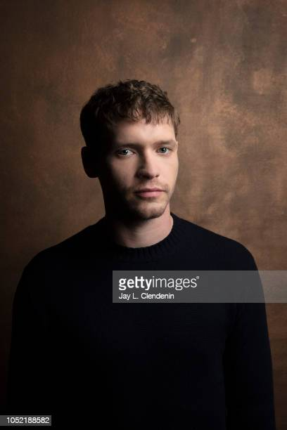 Actor Billy Howle from 'Outlaw King' is photographed for Los Angeles Times on September 7 2018 in Toronto Ontario PUBLISHED IMAGE CREDIT MUST READ...