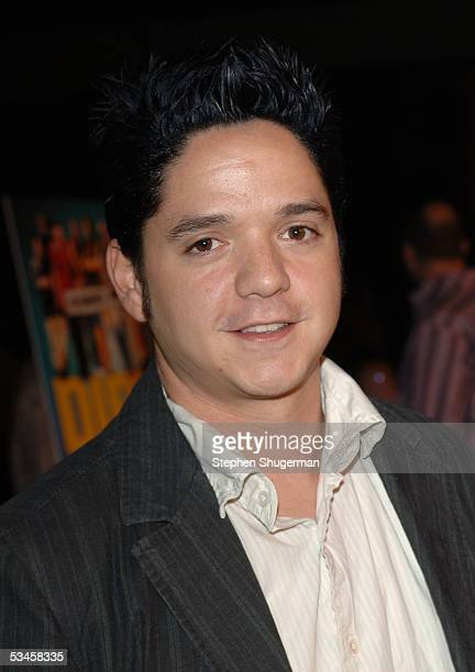 Actor Billy L Sullivan atttends the world premiere of Dirty Deeds at the Directors Guild of America on August 23 2005 in Los Angeles California