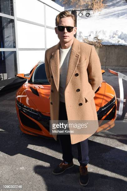 Actor Billy Magnussen attends Acura Festival Village At The Sundance Film Festival 2019 on January 27 2019 in Park City Utah