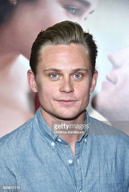 Actor Billy Magnussen attends Me Before You World Premiere at AMC Loews Lincoln Square 13 theater on May 23 2016 in New York City