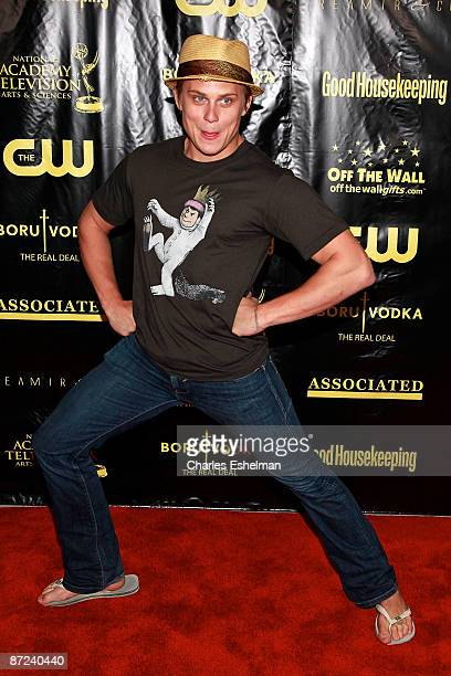 Actor Billy Magnussen attends the 36th annual Daytime Entertainment Emmy Awards nomination party at Hearst Tower on May 14 2009 in New York City