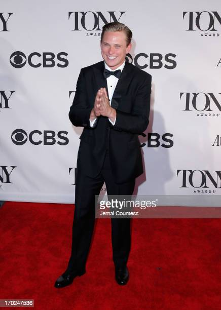Actor Billy Magnussen attends The 67th Annual Tony Awards at Radio City Music Hall on June 9 2013 in New York City
