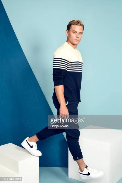 Actor Billy Magnussen of CBS's 'Tell Me A Story' poses for a portrait during the 2018 Summer Television Critics Association Press Tour at The Beverly...