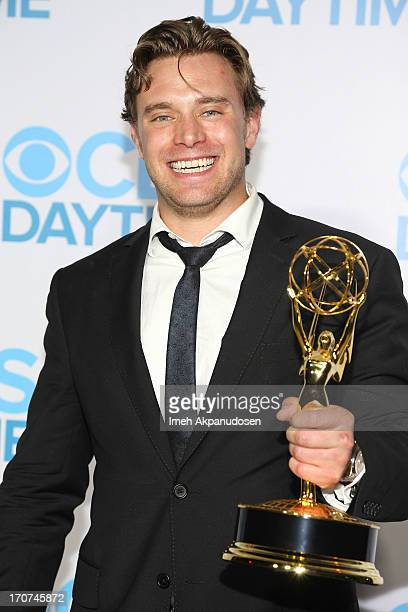 Actor Billy Miller attends The 40th Annual Daytime Emmy Awards After Party at The Beverly Hilton Hotel on June 16, 2013 in Beverly Hills, California.