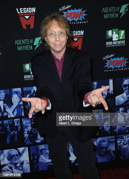 Actor Billy Mumy arrives for Excelsior A Celebration Of The Amazing Fantastic Incredible And Uncanny Life Of Stan Lee held at TCL Chinese Theatre on...