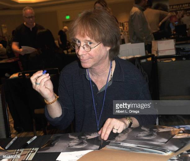 Actor Billy Mumy at The Hollywood Show held at Westin LAX Hotel on October 21 2017 in Los Angeles California