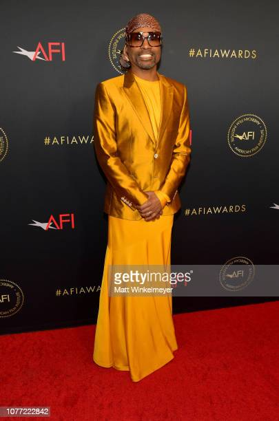 Actor Billy Porter attends the 19th Annual AFI Awards at Four Seasons Hotel Los Angeles at Beverly Hills on January 4 2019 in Los Angeles California