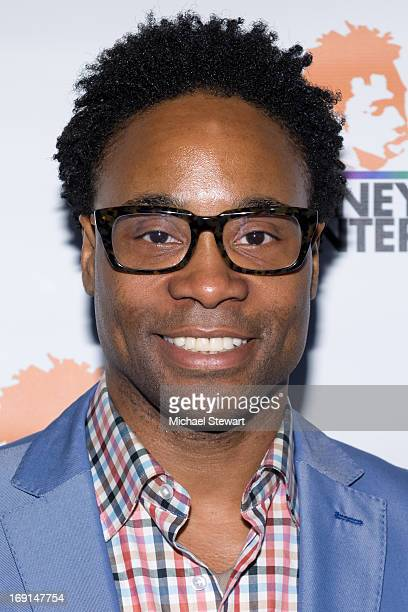 Actor Billy Porter attends the 2013 Broadway Beauty Pageant at Jack H. Skirball Center for the Performing Arts on May 20, 2013 in New York City.