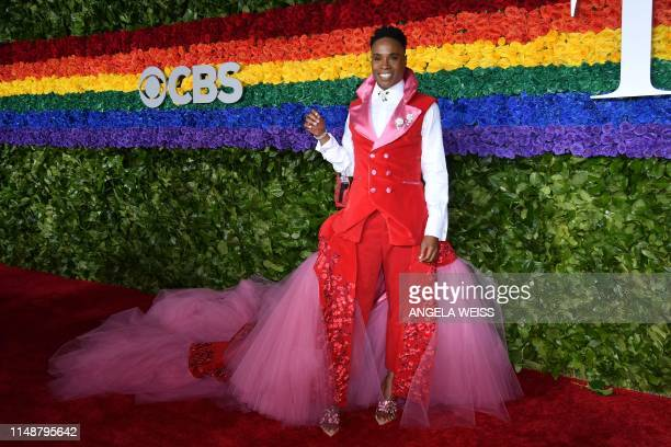 Actor Billy Porter attends the 73rd Annual Tony Awards at Radio City Music Hall on June 9, 2019 in New York City.