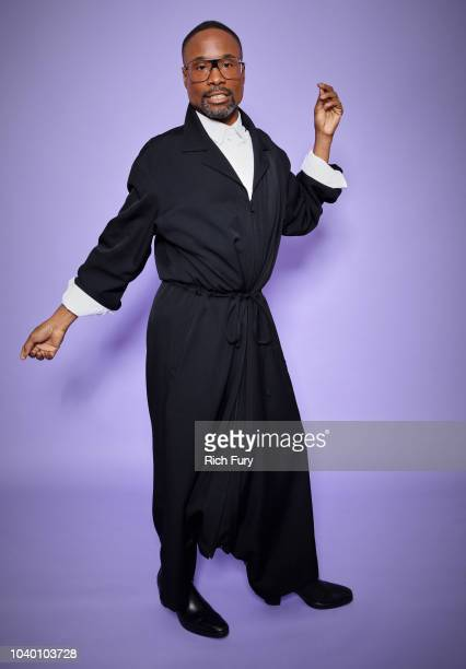 Actor Billy Porter of FX's 'Pose' poses for a portrait during the 2018 Summer Television Critics Association Press Tour at The Beverly Hilton Hotel...