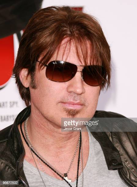 Actor Billy Ray Cyrus arrives at The Spy Next Door world premiere at The Grove on January 9 2010 in Los Angeles California