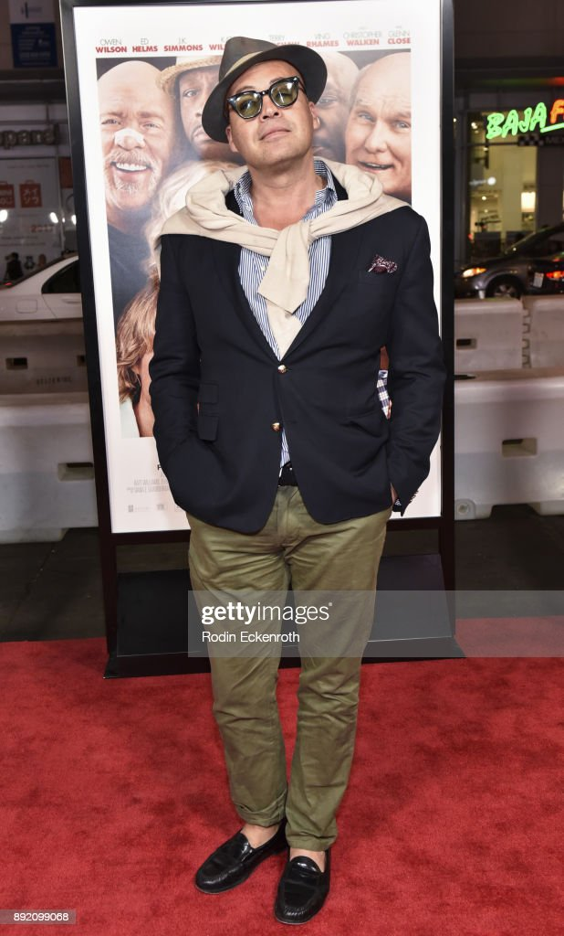 Actor Billy Zane arrives at the premiere of Warner Bros. Pictures' 'Father Figures' at TCL Chinese Theatre on December 13, 2017 in Hollywood, California.