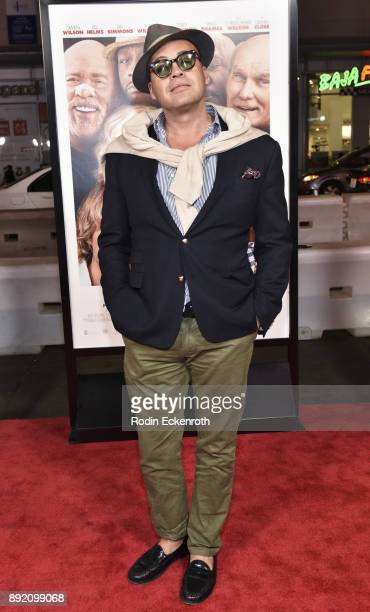 Actor Billy Zane arrives at the premiere of Warner Bros Pictures' 'Father Figures' at TCL Chinese Theatre on December 13 2017 in Hollywood California