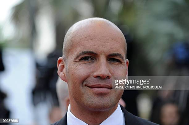 "Actor Billy Zane arrives for the screening of ""Poetry"" presented in competition at the 63rd Cannes Film Festival on May 19, 2010 in Cannes. AFP PHOTO..."