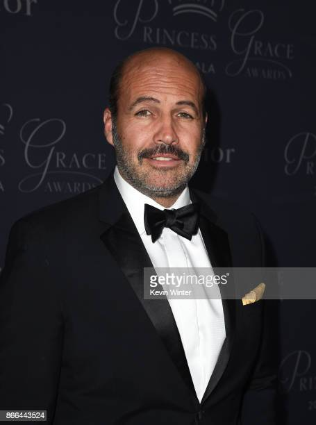 Actor Billy Zane attends 2017 Princess Grace Awards Gala at The Beverly Hilton Hotel on October 25 2017 in Beverly Hills California