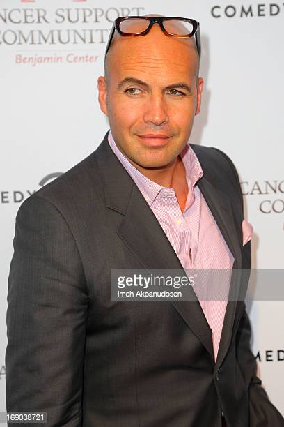 Actor Billy Zane attends A Night of Fresh Comedy and Art celebrating Gilda Radner's legacy at Museum of Flying on May 18 2013 in Santa Monica...