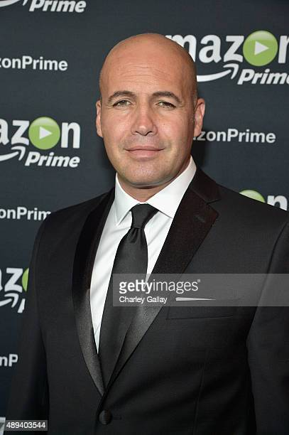 Actor Billy Zane attends Amazon Prime's Emmy Celebration at The Standard Hotel on September 20 2015 in Los Angeles California