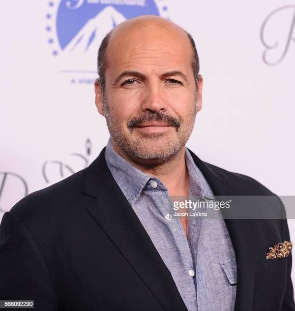 Actor Billy Zane attends the 2017 Princess Grace Awards gala kick off event at Paramount Pictures on October 24 2017 in Los Angeles California