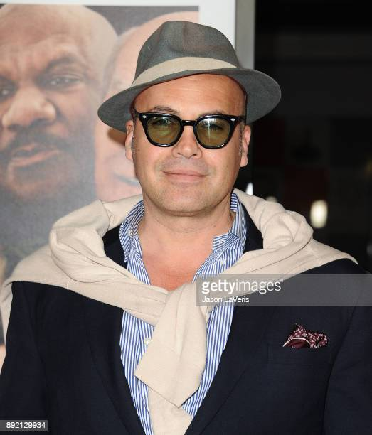 Actor Billy Zane attends the premiere of 'Father Figures' at TCL Chinese Theatre on December 13 2017 in Hollywood California