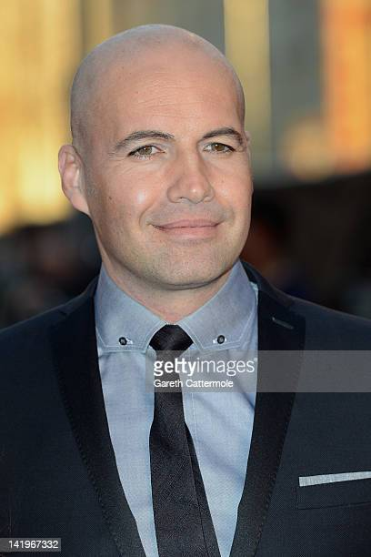 Actor Billy Zane attends the 'Titanic 3D' World Premeire at the Royal Albert Hall on March 27 2012 in London England