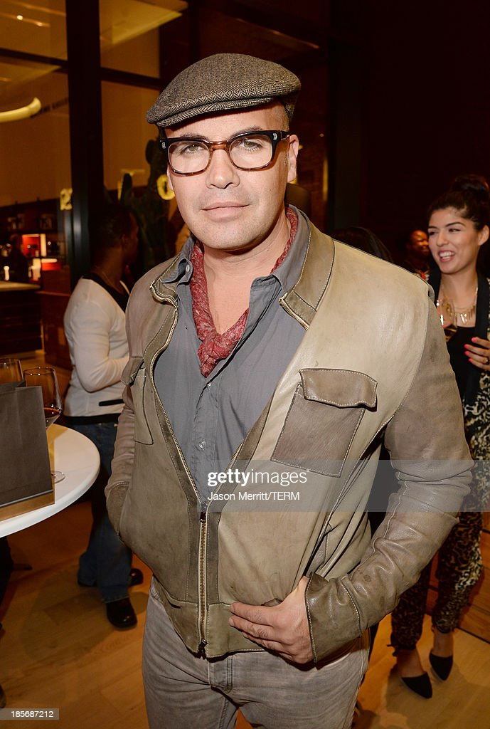 Actor Billy Zane celebrates the opening of the new Nespresso Beverly Hills Flagship boutique on October 23, 2013 in Beverly Hills, California. The 7,500 square foot space offers guests the ultimate coffee experience.