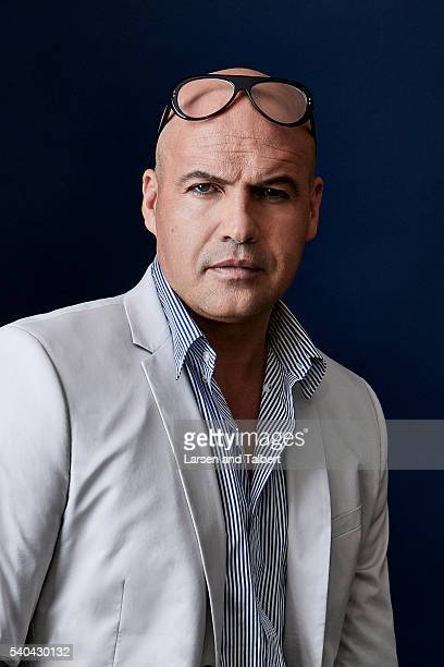 Actor Billy Zane is photographed for Entertainment Weekly Magazine at the ATX Television Fesitval on June 10 2016 in Austin Texas