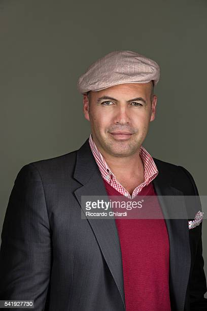 Actor Billy Zane is photographed for Self Assignment on March 5 2016 in MonteCarlo Monaco