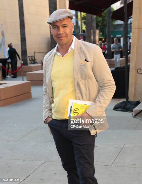 Actor Billy Zane is seen on June 11 2017 in Los Angeles CA