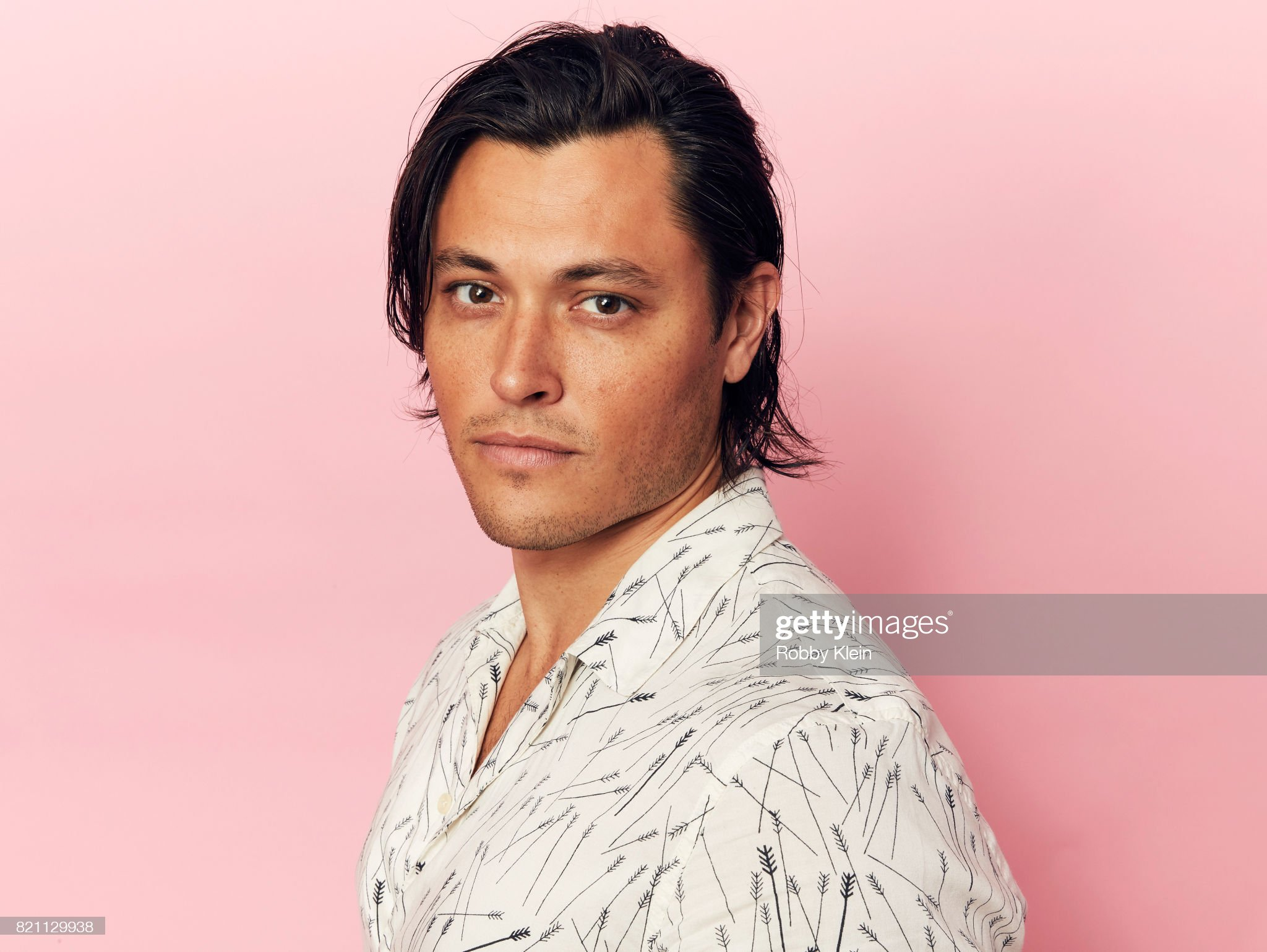 actor-blair-redford-from-foxs-the-gifted-poses-for-a-portrait-during-picture-id821129938