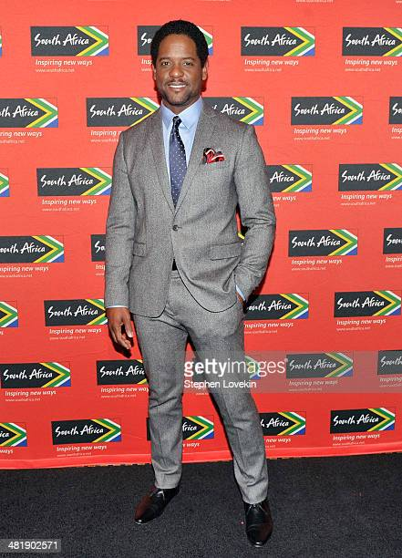 Actor Blair Underwood attends the 2014 Ubuntu Awards at Gotham Hall on April 1 2014 in New York City