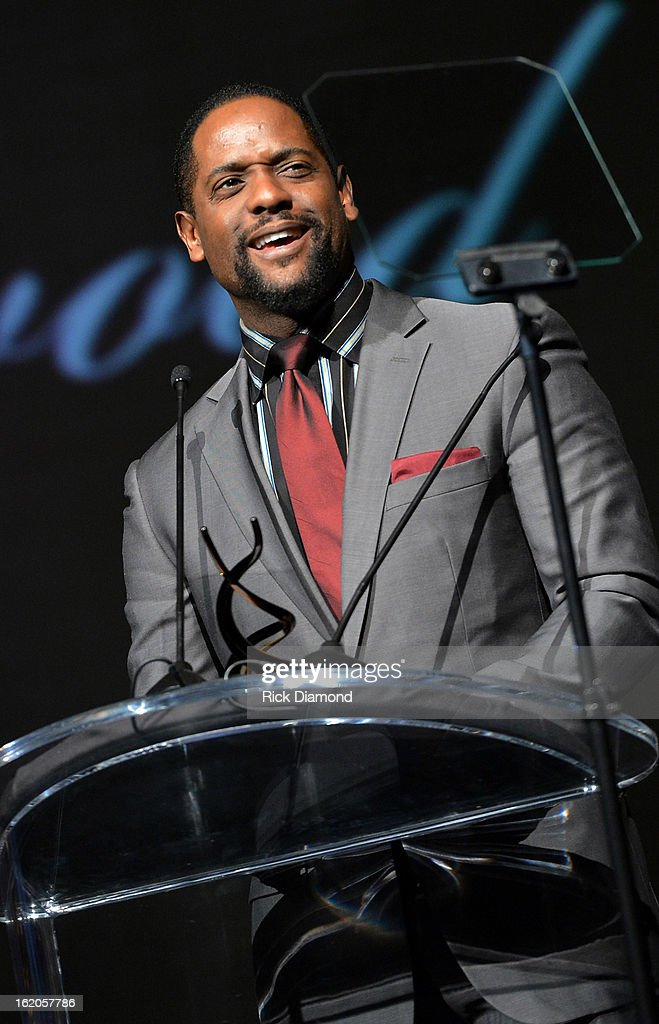 Actor Blair Underwood receives Man of Style, Bronner Bros. ICON Award Presented By Clairol on February 18, 2013 in Atlanta, Georgia.