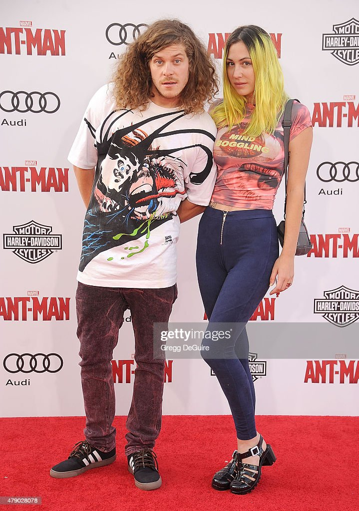 "Premiere Of Marvel Studios ""Ant-Man"" - Arrivals : News Photo"