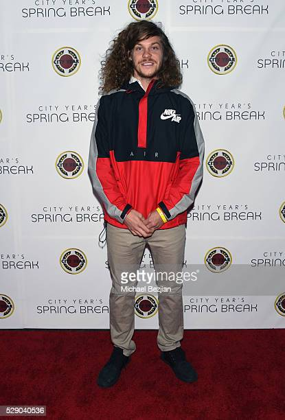 Actor Blake Anderson attends City Year Los Angeles Spring Break Event at Sony Studios on May 7 2016 in Los Angeles California