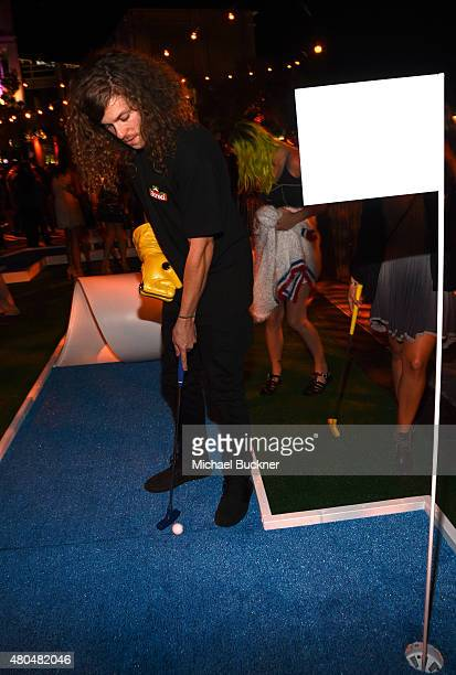 Actor Blake Anderson attends Entertainment Weekly's ComicCon 2015 Party sponsored by HBO Honda Bud Light Lime and Bud Light Ritas at FLOAT at The...