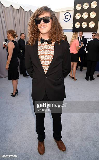 Actor Blake Anderson attends The Comedy Central Roast of Justin Bieber at Sony Pictures Studios on March 14 2015 in Los Angeles California