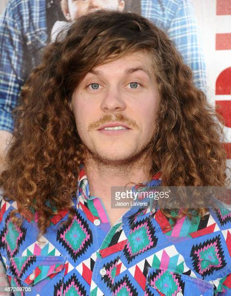 Actor Blake Anderson attends the premiere of Neighbors at Regency Village Theatre on April 28 2014 in Westwood California